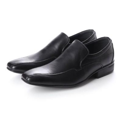 ジョーマリノ JO MARINO 日本製 本革 走れる ビジネスシューズ 屈曲性 履き心地 (ブラック)