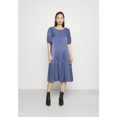 グラマラス レディース ファッション Day dress - blue