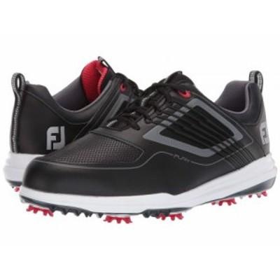 FootJoy フットジョイ メンズ 男性用 シューズ 靴 スニーカー 運動靴 Fury Black/Red【送料無料】