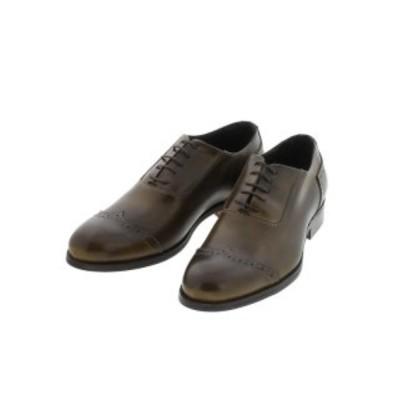 TAKA-Q / ・アラウンドザシューズ/around the shoes MADE IN ITALY 内羽根ウイングチップ ドレスシューズ MEN シューズ > ドレスシューズ