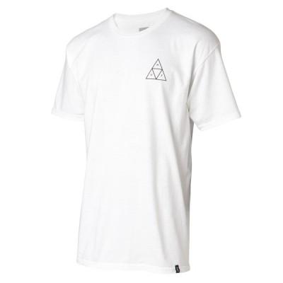 【即納】ハフ HUF メンズ Tシャツ トップス TRIPLE TRIANGLE TEE WHITE