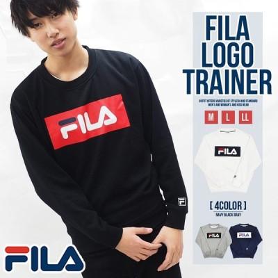 FILA フィラ トレーナー メンズ スウェット 上 FH7256