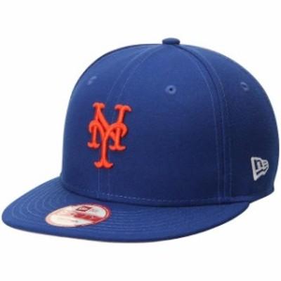 New Era ニュー エラ スポーツ用品  New Era New York Mets Royal Baycik 9FIFTY Adjustable Hat