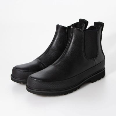 ブソラ bussola 撥水ショートブーツ (ブラック)