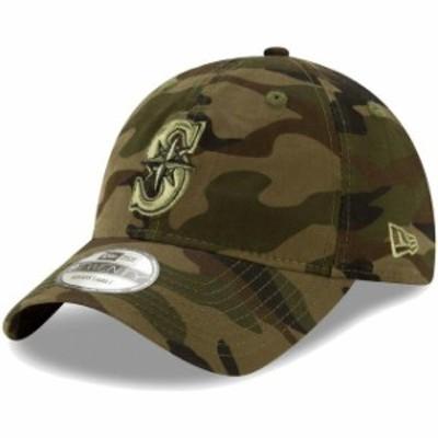 New Era ニュー エラ スポーツ用品  New Era Seattle Mariners Camo Tonal Camo Core Classic 9TWENTY Adjustable Hat