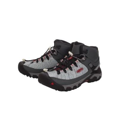 キーン(KEEN) ブーツ ターギー EXP ミッド ウォータープルーフ 1021804 シューレース付 (メンズ)