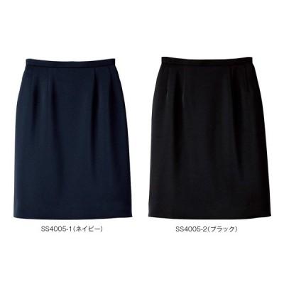 スカート ボトムス ビジネスウェア 事務服 スカート SS4005 (5号〜19号) フォーク (FOLK) 取寄