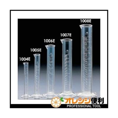 サンプラテック サンプラ ケミカルメスシリンダー 100ml 1004E 【323-5998】