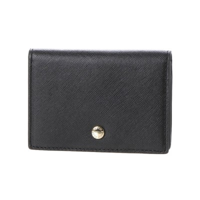 エコー ECCO Iola Card Case (BLACK)