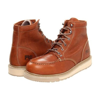 ティンバーランド Barstow Wedge Soft Toe メンズ ブーツ Rust