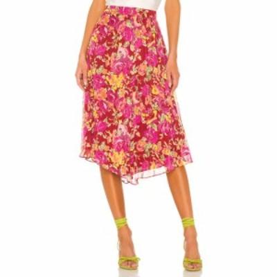 エルピーエー LPA レディース スカート Kaylee Skirt Liza Floral