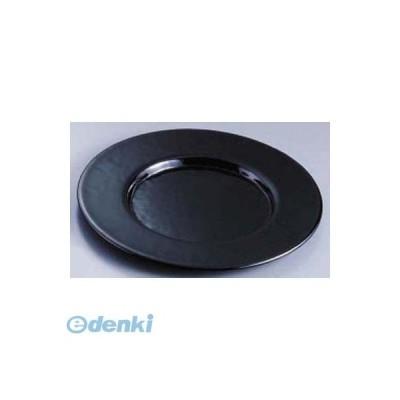 [RSY372] ガラス製ショープレート 8003 ブラック 4905001321436