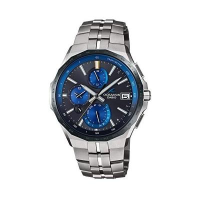 腕時計 カシオ メンズ OCW-S5000E-1AJF CASIO OCEANUS OCW-S5000E-1AJF Radio Solar Watch (Japan Domestic
