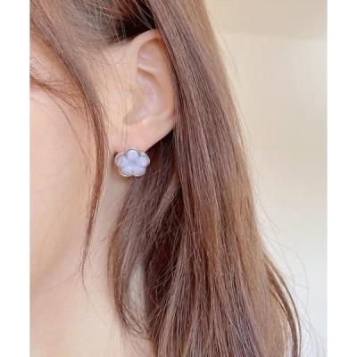 SOMEDAYS レディース イヤリング Aroha flower earrings 4color