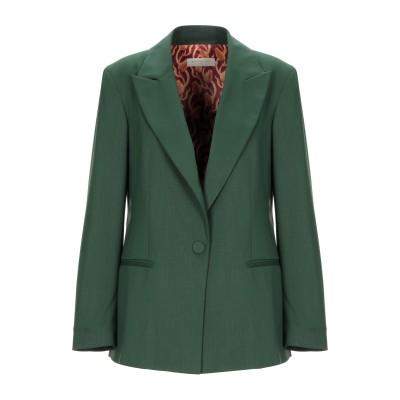 ロートレ ショーズ L' AUTRE CHOSE テーラードジャケット グリーン 40 バージンウール 98% / ポリウレタン 2% テーラードジ