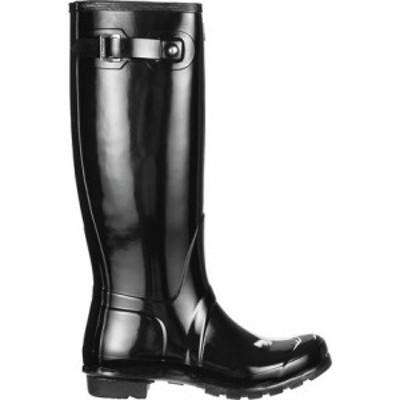 ハンター ブーツ レインシューズ Original Tall Gloss Rain Boot - Womens