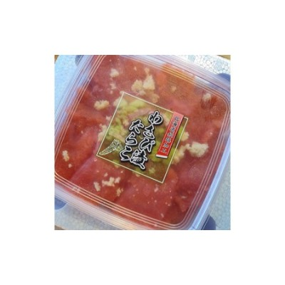 [Ka405-P062]たらこ わさび漬(切子)250g×2