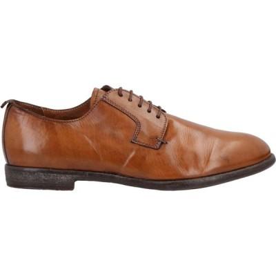 モマ MOMA メンズ シューズ・靴 laced shoes Tan
