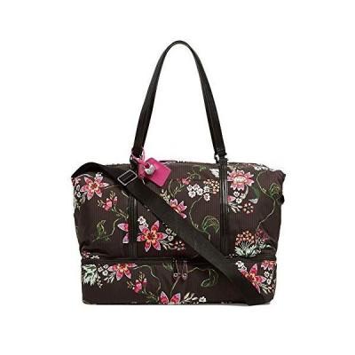Vera Bradley Midtown Travel Bag Airy Floral One Size 並行輸入品