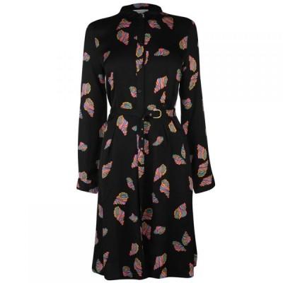 ファビエンヌ シャポット Fabienne Chapot レディース ワンピース シャツワンピース ワンピース・ドレス Fabienne Hayley Shirt Dress SHELL