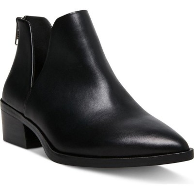 マッデン ガール Madden Girl レディース ブーツ ブーティー シューズ・靴 Zander Ankle Booties Black
