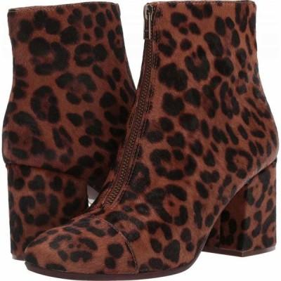 メイドウェル Madewell レディース ブーツ シューズ・靴 Rita Front Zip Boot Maple Syrup Multi Haircalf