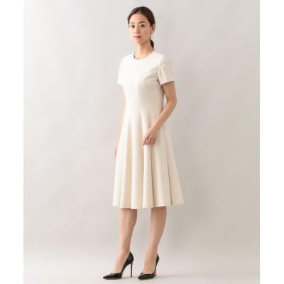 EPOCA/エポカ エアーフラノ ドレス オフホワイト1 42