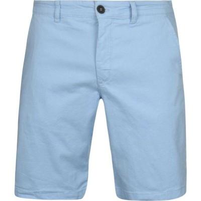 ライル アンド スコット Lyle and Scott メンズ ショートパンツ ボトムス・パンツ Lyle Chino Shorts Pool Blue Z