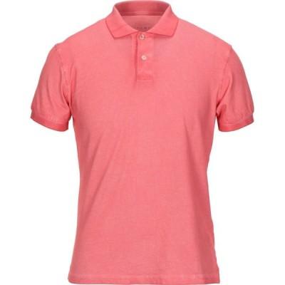 プルマナッコ PLOUMANAC'H メンズ Tシャツ トップス t-shirt Coral