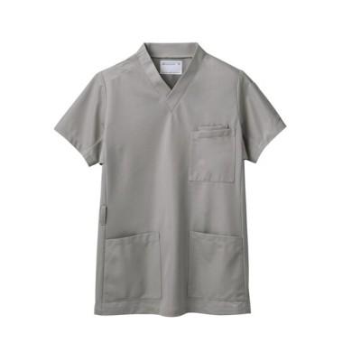 MONTBLANC 72-631 スクラブ(半袖)(男女兼用) ナースウェア・白衣・介護ウェア