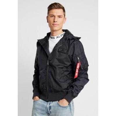 アルファインダストリーズ メンズ ジャケット&ブルゾン アウター Light jacket - iron grey iron grey