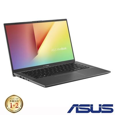 ASUS X412FA 14吋筆電 (i5-10210U/8G/512G/Vivobook/星空灰)