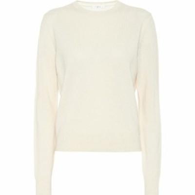 ザ ロウ The Row レディース ニット・セーター トップス Cashmere Sweater Tender Yellow
