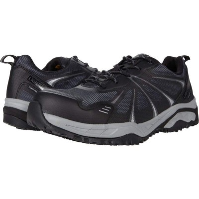 スケッチャーズ SKECHERS Work メンズ スニーカー シューズ・靴 Azbar Comp Toe Black/Gray