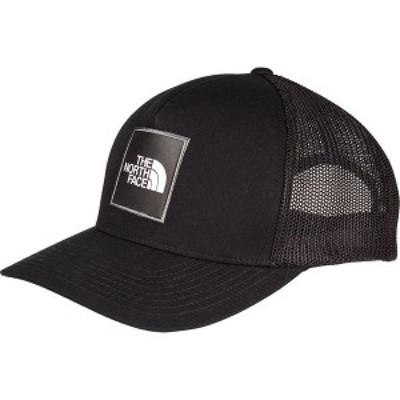 ノースフェイス メンズ 帽子 アクセサリー Keep It Structured Trucker Hat Tnf Black
