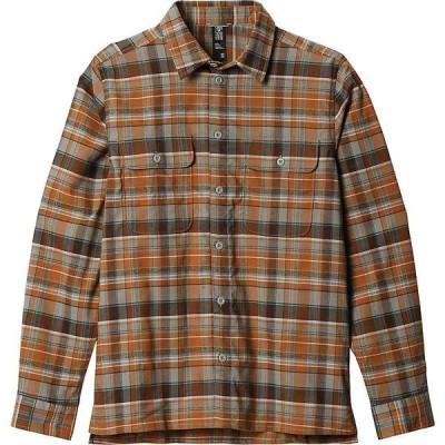 マウンテンハードウェア メンズ シャツ トップス Mountain Hardwear Men's Voyager One Shirt
