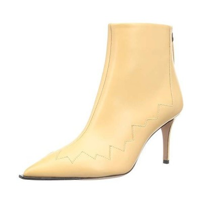 ペリーコ ファッションブーツ WIDE EDGE BACK ZIP SHORT BOOTS レディース バターミルク 22.5 cm
