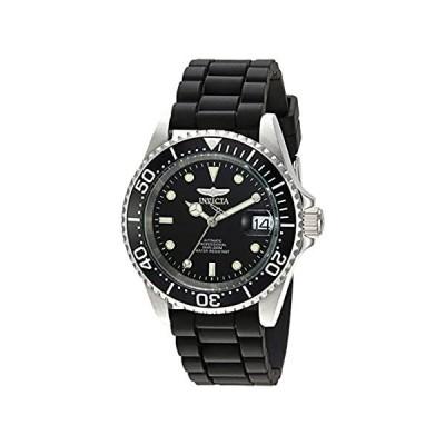 アメリカ直輸入品Invicta Men's 'Pro Diver' Automatic Stainless Steel Casual Watch%カンマ% Color送料込み!