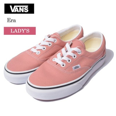 VANS LADIES バンズ ヴァンズ レディース VN0A4U391UL Era エラ RoseDawn TrueWhite ローズ ホワイト レディース スニーカー 靴