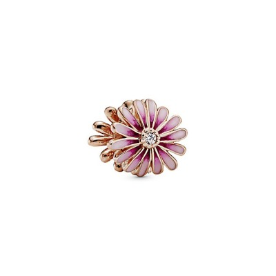 <PANDORA/パンドラ> Pink Daisy Flower Charm【三越伊勢丹/公式】