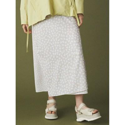 【エミ/emmi】 【emmi atelier】パネルスカート
