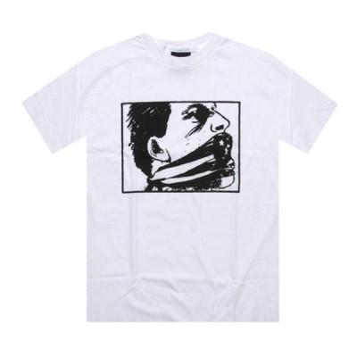 ハフ HUF メンズ Tシャツ トップス Scream Tee white
