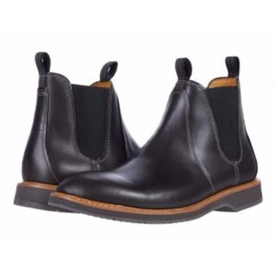 Cole Haan コールハーン メンズ 男性用 シューズ 靴 ブーツ チェルシーブーツ Morris Chelsea Black Olive【送料無料】