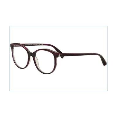 Alain Mikli Eyeglasses A03069 A0/3069 006 Black/Violet Optical Frame 54mm並行輸入品