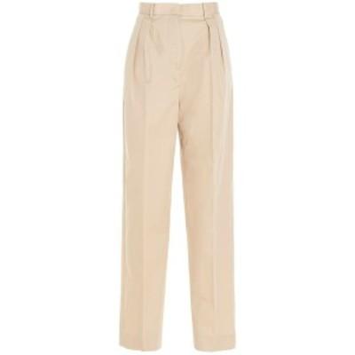 TORY BURCH/トリー バーチ Beige Basic trousers レディース 春夏2021 79937143 ju