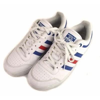 【中古】アディダスオリジナルス adidas originals FA TOP TEN LO トップテン スニーカー シューズ 靴 DB0880 24.5cm