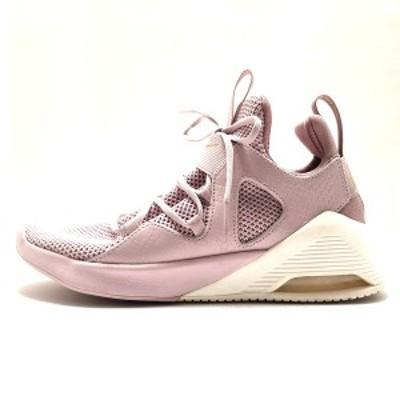 【BIG SALE対象】ナイキ NIKE 25 レディース 美品 W'S Nike Air Alux AJ5907-500 ライトピンク 化学繊維×合皮【中古】20210601