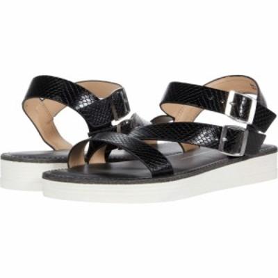 レポート Report レディース サンダル・ミュール シューズ・靴 Halsey Black Exot