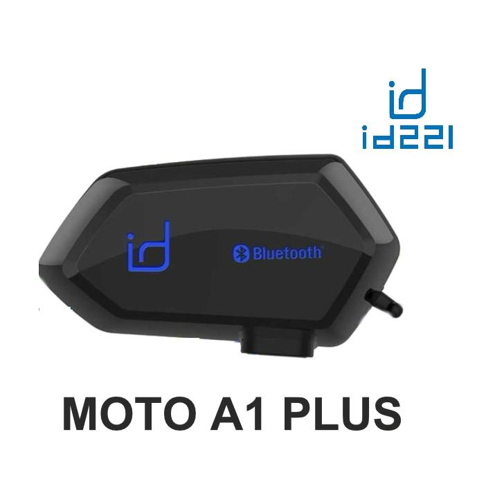 id221 MOTO A1 PLUS  藍芽耳機 重低音 雙人對講 無線對講 全罩 半罩 防水 【送10%折扣碼】