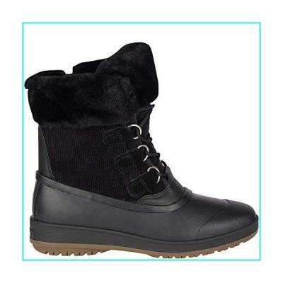 【新品】Sperry Pacifica Alpine Boot Female Black Medium 7.5(並行輸入品)